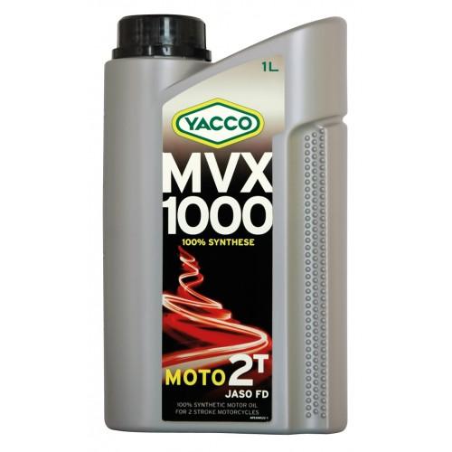 Motorno ulje MVX 1000 2T
