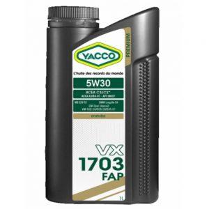 Ulje za automobile Yacco