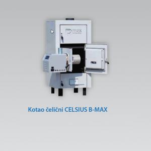 Kotao celicni CELSIUS B-MAX