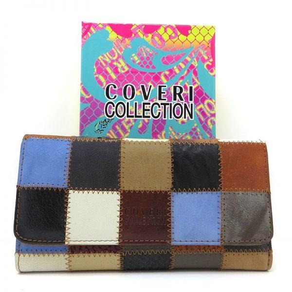Ženski kožni novčanik Coveri