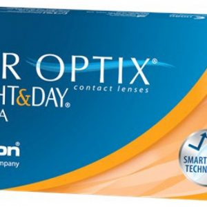 Air Optix meka sočiva