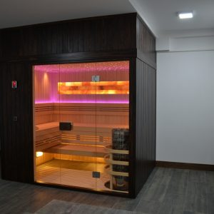 Montažna finska sauna