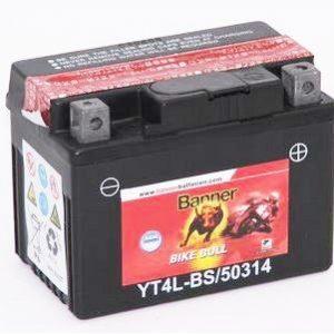 Akumulator za motocikl Bike Bull YT4L-BS AGM