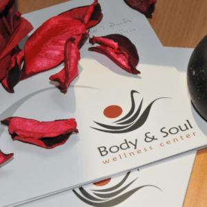 body soul masaža