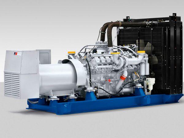 Dizel generator Prime