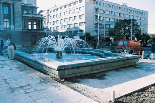 Fontana kamenorezačka radnja Branković