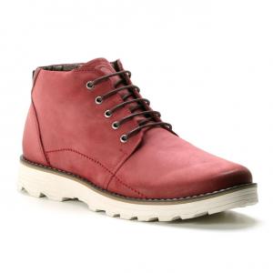 muške duboke cipele 7921 bordo