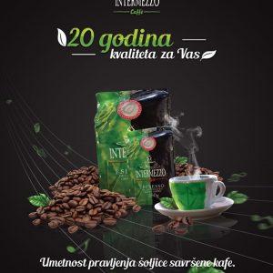 Espreso kafa bez kofeina