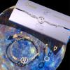 Narukvica Merkur sa Swarovski kristalima