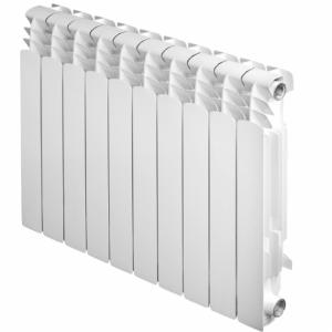 Aluminijumski radijator proizveden u Italiji idealnih karakteristika.