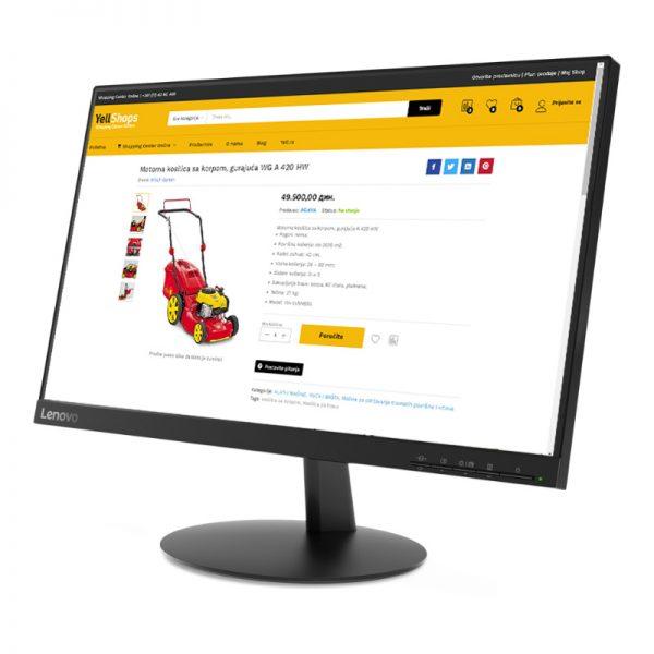 web shop basic