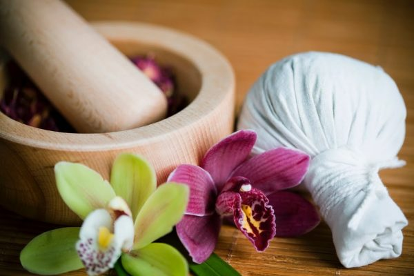 Jai Thai masaža, relaks masaža
