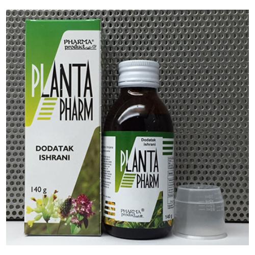 Plantapharm sirup® bokvice, jagorčevine i timijana za ublažavanje prehlade