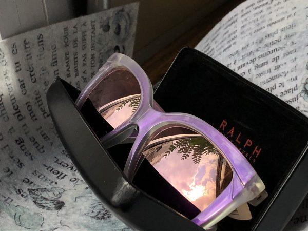 Ralph Louren Sunčane naočare 5265 58386F
