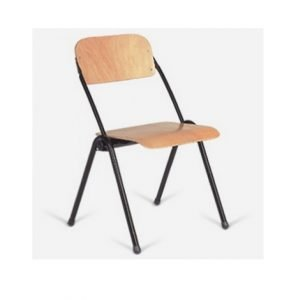 drvena školska stolica