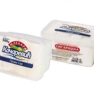 sir kriška polumasni zreli sir