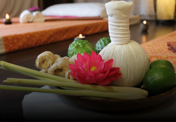tradicionalna Thai masaža