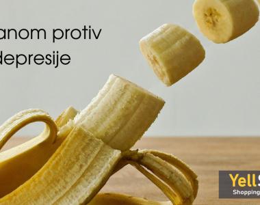 banana za stres