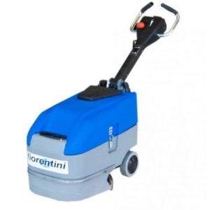 Mašina za pranje poda Delux 350E je strujna mašina za pranje tvrdih podova.