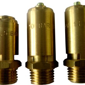 Sigurnosni ventil za kompresore