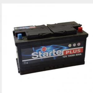 Akumulator Starter plus 100Ah D+