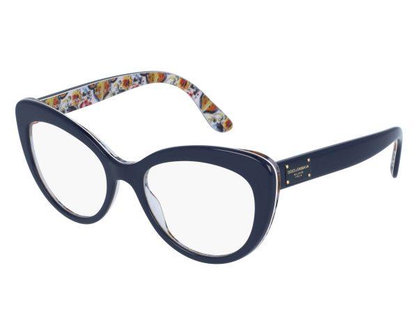 Dioptrijski okvir 0DG 3255 3082 53 Dolce Gabbana