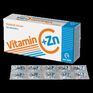 Vitamin C i cink