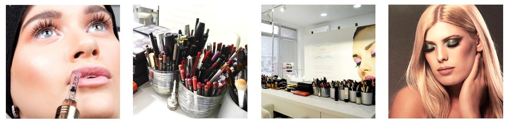Gm beauty studio
