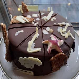 Cokoladna crna torta