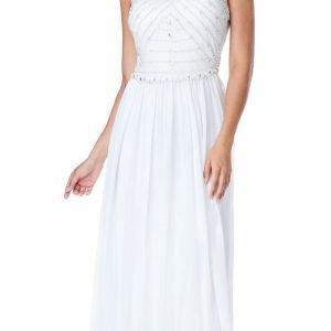 Bela elegantna haljina