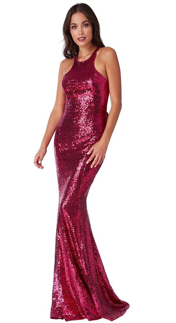 Svečana haljina od šljokica