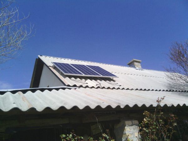 Solarni sistem za manje vikendice
