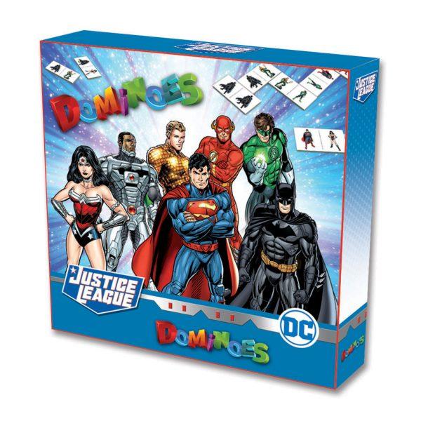 Društvena igra Domine Justice League