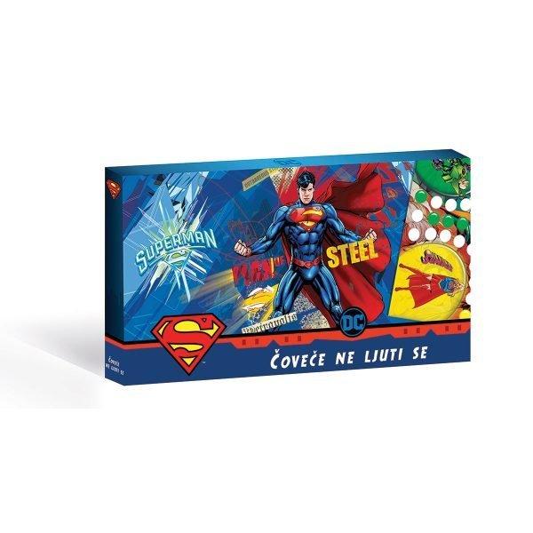 Društvena igra Ne ljuti se čoveče Superman