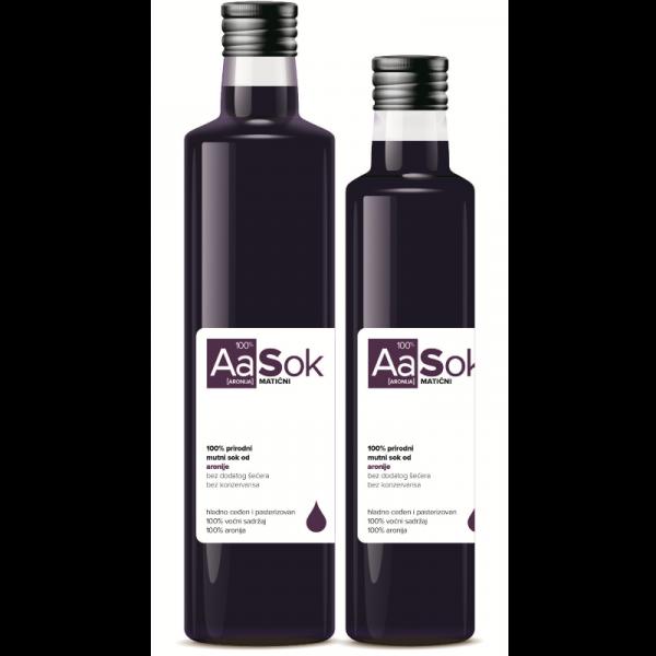 maticni sok od aronije 500 i 750ml