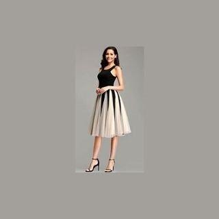 Kratka haljina bez rukava 3075