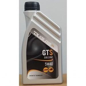 Ulje GTS EVO-SYNT 5W-40 1l