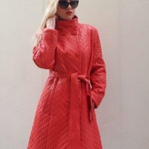 Crvena duga kožna jakna 1