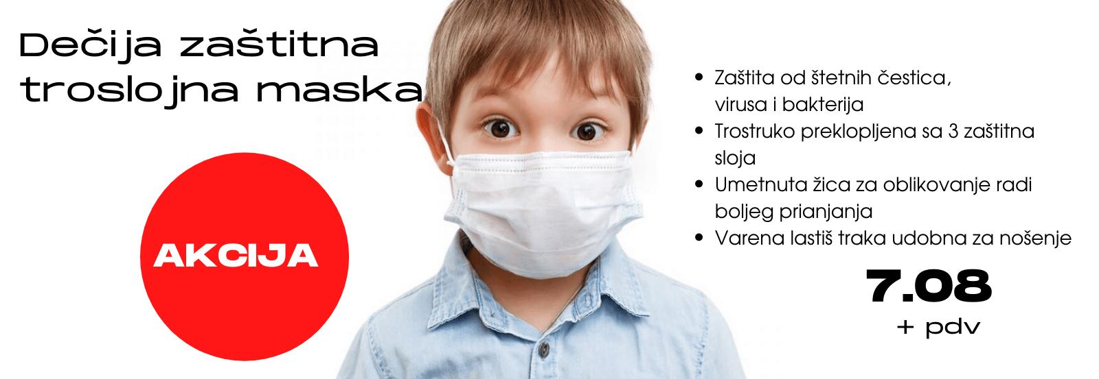 decije maske